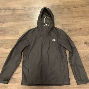 The North Face men's Rain Jacket Size Medium